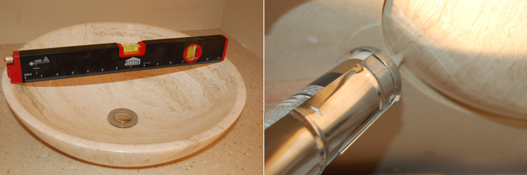 How To Install A Vessel Sink Amp Faucet