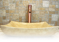 Travertine Sinks