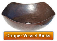 Copper Vessel Sinks